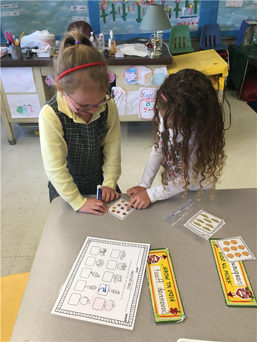 counting using 1 to 1 correspondence